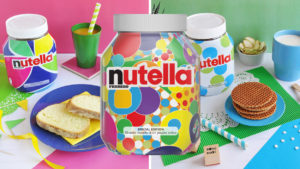 Nutella Unica Design