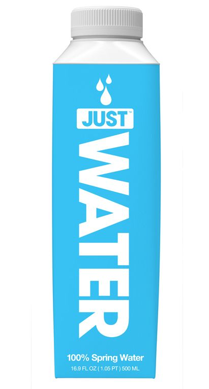 JUST Water in Tetra Top®
